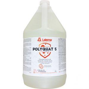 Polyquat - Virucide / Germicide 4L   ABC Distribution