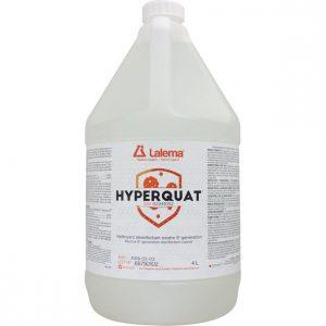 Nettoyant désinfectant neutre non parfumé HYPERQUAT | ABC Distribution