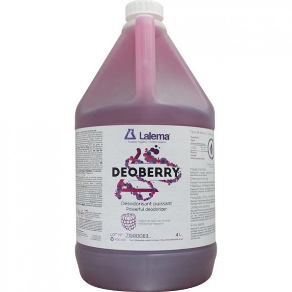 Désodorisant puissant au parfum de baies des champs DEOBERRY | ABC Distribution