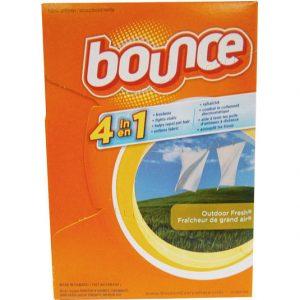Assouplissant textile en feuille Bounce   ABC Distribution