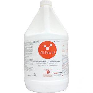 Nettoyant désinfectant chloré à faible mousse ALI-FLEX LF | ABC Distribution