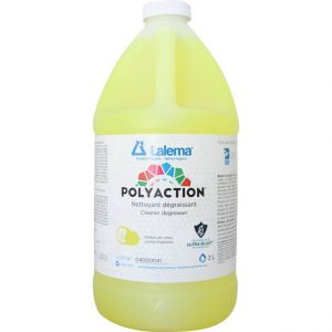 Nettoyant dégraissant tout usage POLYACTION pour Optimixx | ABC Distribution