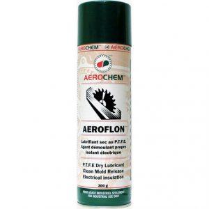 Aeroflon Lubrifiant sec au Teflon en aérosol   ABC Distribution