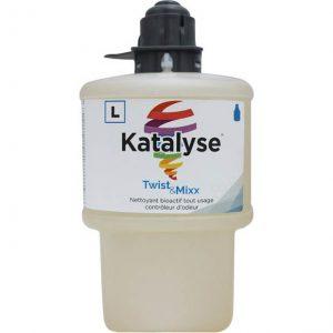 Nettoyant bioactif KATALYSE tout usage pour contrôler les odeurs pour Twist & Mixx | ABC Distribution