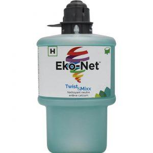 Nettoyant neutre enlève calcium EKO-NET pour Twist & Mixx | ABC Distribution