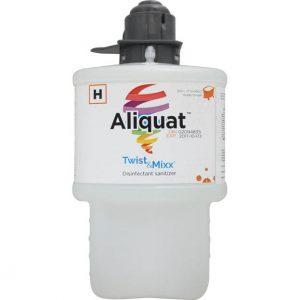 Désinfectant assainissant Aliquat pour Twist & Mixx | ABC Distribution