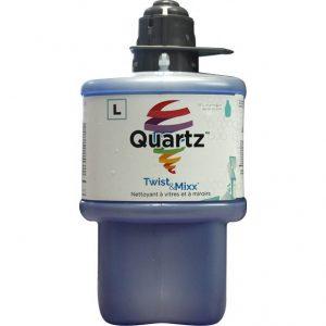 Nettoyant à vitres et à miroirs QUARTZ pour Twist & Mixx | ABC Distribution
