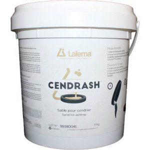 Sable pour cendrier CENDRASH