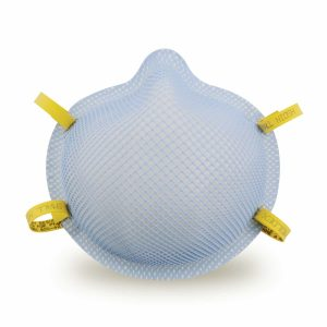 Masque Respirateurs N95 série 1500 contre les particules | ABC Distribution